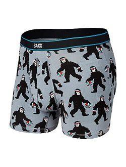 Underwear Men's Boxer Briefs - Daytripper Men's Underwear - Boxer Briefs With Built-in Ballpark Pouch Support, Core