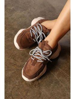 Play The Field Sneakers - Brown