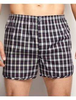 Men's Underwear, Classic Tapered Boxer 4 Pack