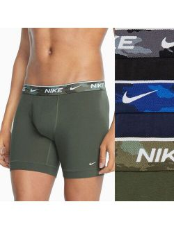S Nike 3-pack Everyday Stretch Boxer Briefs