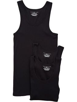 Cotton A-Shirt 3-Pack