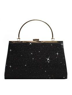 Zlybola Purses and Handbags Envelope Evening Clutch Crossbody Bags Classic Wedding Party Shoulder Bag for Women