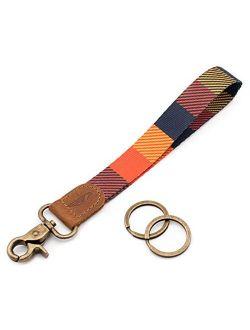 POCKT Lanyard for Keys Wristlet Strap Key Chain Holder for Men and Women - Cool Hand Wrist Lanyards for Keys and Wallets