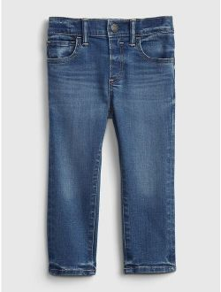 Toddler Gen Good Slim Taper Jeans with Washwell™
