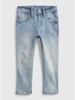 Toddler Distressed Skinny Jeans