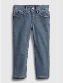 Toddler Straight Jeans with Washwell™