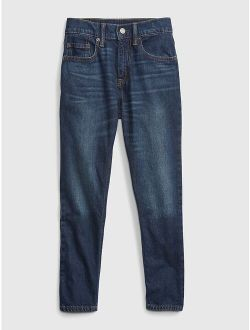 Kids Easy Taper Jeans with Washwell™