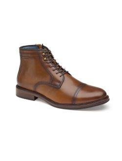 Johnston & Murphy Men's XC Flex Raleigh Cap Toe Zip Boots