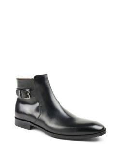 Bruno Magli Men's Angiolini Modern Zip Boots