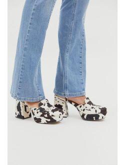 UO Veronica Platform Heel