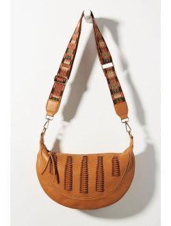 Urban Originals Whipstitched Shoulder Bag