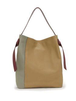 Women's Jeun Leather Hobo Handbag