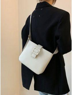 Minimalist Square Bag