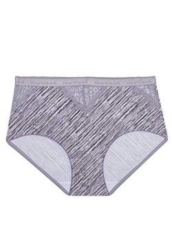 Womens Cotton Tagless Underwear Panties