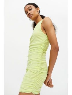 Lioness Hideout Ruched Mini Dress