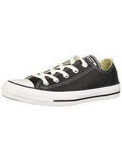 Unisex Chuck Taylor All Star Low Top Black Monochrome Sneaker