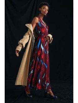 Corey Lynn Calter Floral Maxi Dress