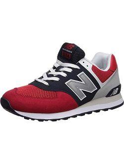 Men's 574 V2 Pebbled Sport Sneaker