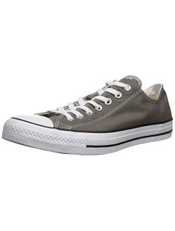 All Star Chuck Taylor Lo Ox Charcoal New Mens Shoes Trainers