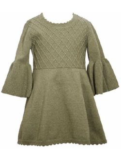 Toddler Girls Dress with Bodice