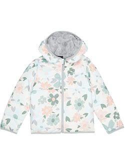 Reversible Mossbud Swirl Full Zip Hooded Jacket (Infant)