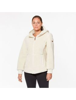 Women's Koolaburra by UGG Quilted & Sherpa Jacket