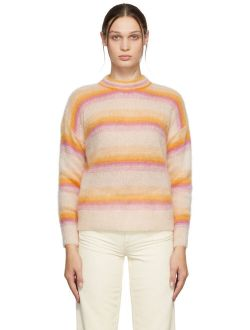 Isabel Marant Etoile Yellow Drussell Sweater