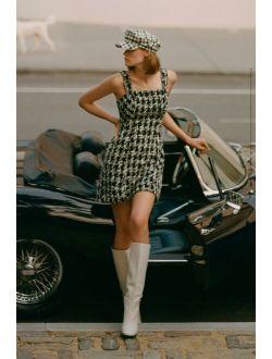 Maeve Tweed Mini Dress