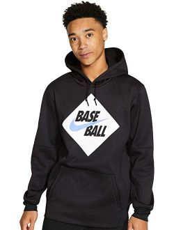 Therma Long Sleeve Hoodie Baseball