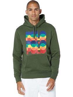 Logo Fleece Long Sleeve Hoodie