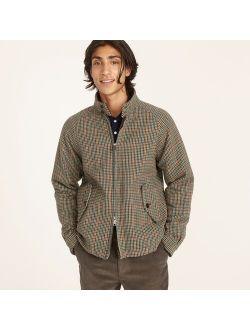 Baracuta® G4 jacket in houndstooth