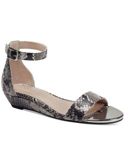 Alfani Women's Tiresa Wedge Sandals, Created for Macy's