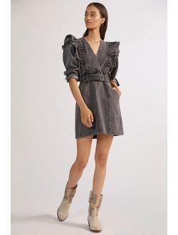 Magali Pascal Denim Mini Dress