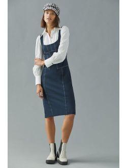 Maeve Seamed Mini Dress