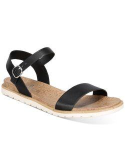 Sun + Stone Mattie Flat Sandals, Created for Macy's