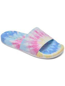 Women's Cali Pop Ups - Trendy Athletic Slide Sandals from Finish Line
