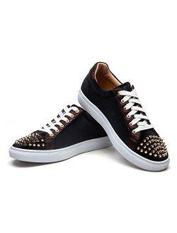 JITAI Mens Fashion Sneakers Shoes Casual Shoes Brand Design Fashion Shoes