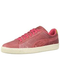 Men's Suede Deco Ankle-high Fashion Sneaker