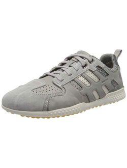 Men's Low-top Sneakers, Grey Lt Grey White C1303