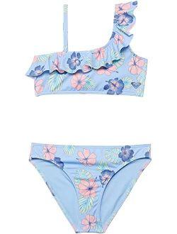 Good Emotions Flutter Set Swimsuit (Toddler/Little Kids/Big Kids)