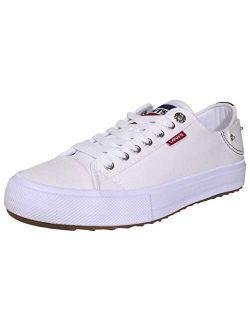 Mens Neil Lo Olympic Casual Fashion Sneaker Shoe
