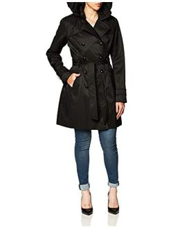 Women's Double Breasted Trenchcoat