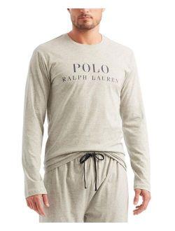 Men's Logo Long-Sleeve Undershirt