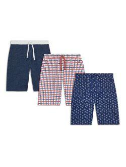 Bauer 3-pack Cotton Sleep Shorts