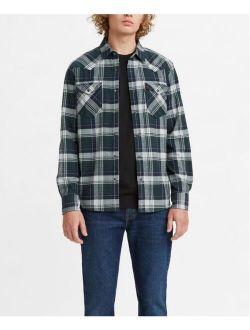Men's Western Long Sleeve Shirt