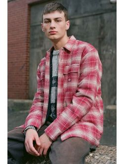 R2R Lined Shirt Jacket