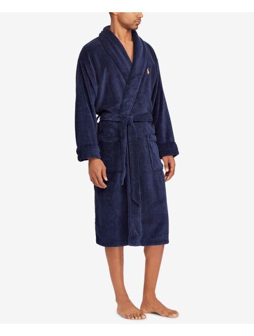 Polo Ralph Lauren Men's Shawl-Collar Shawl Collar Long Sleeve Robe