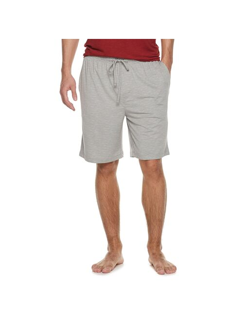 Men's Apt. 9® Ultra Soft Elastic-Waist Pajama Shorts
