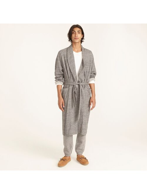 J.Crew Double-knit robe