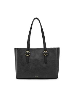 By Fossil Relic Joni Double Shoulder Strap Bag